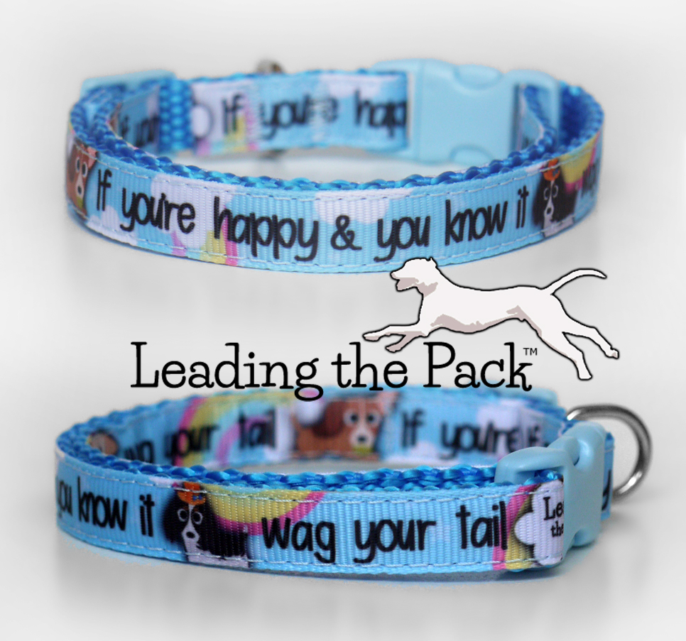 10mm if you're happy collars & leads