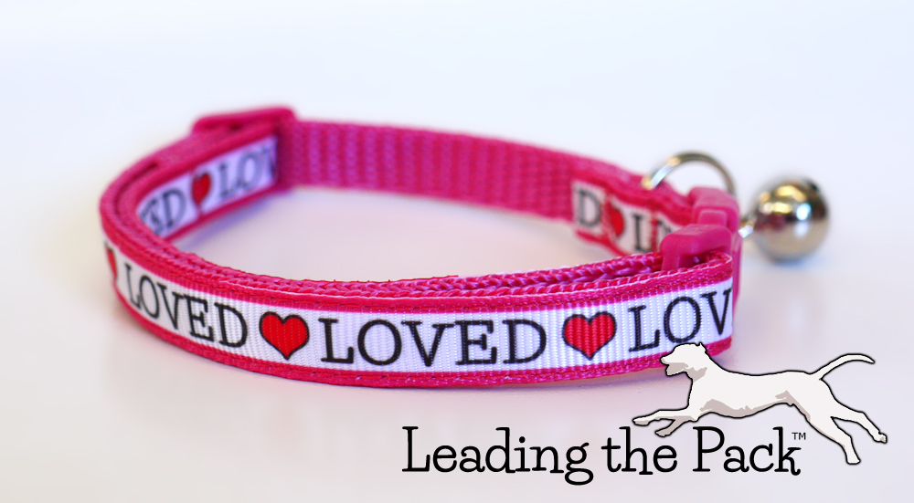 10mm loved heart collars & leads