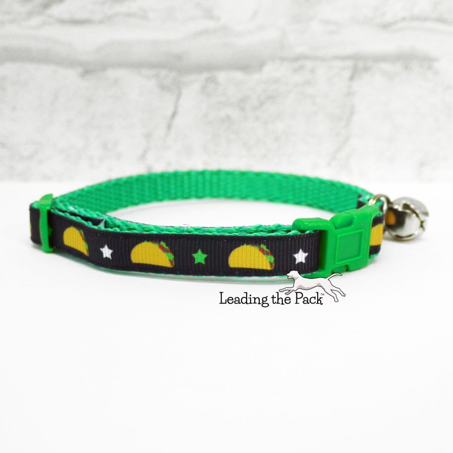 10mm taco collars & leads