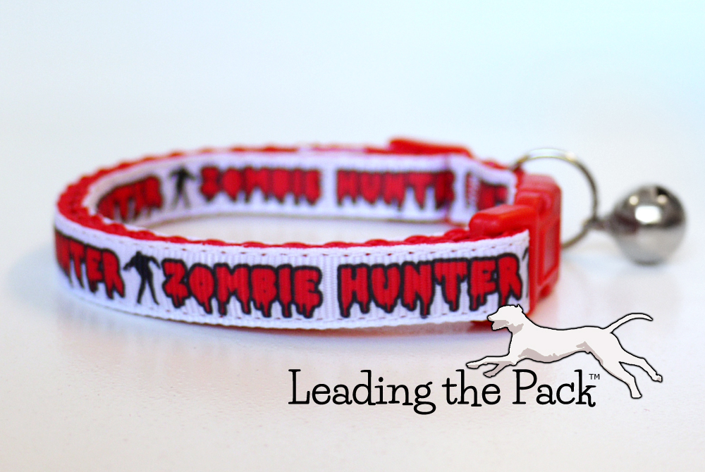 10mm Zombie Hunter collars & leads
