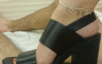 I Love BBC Anklet