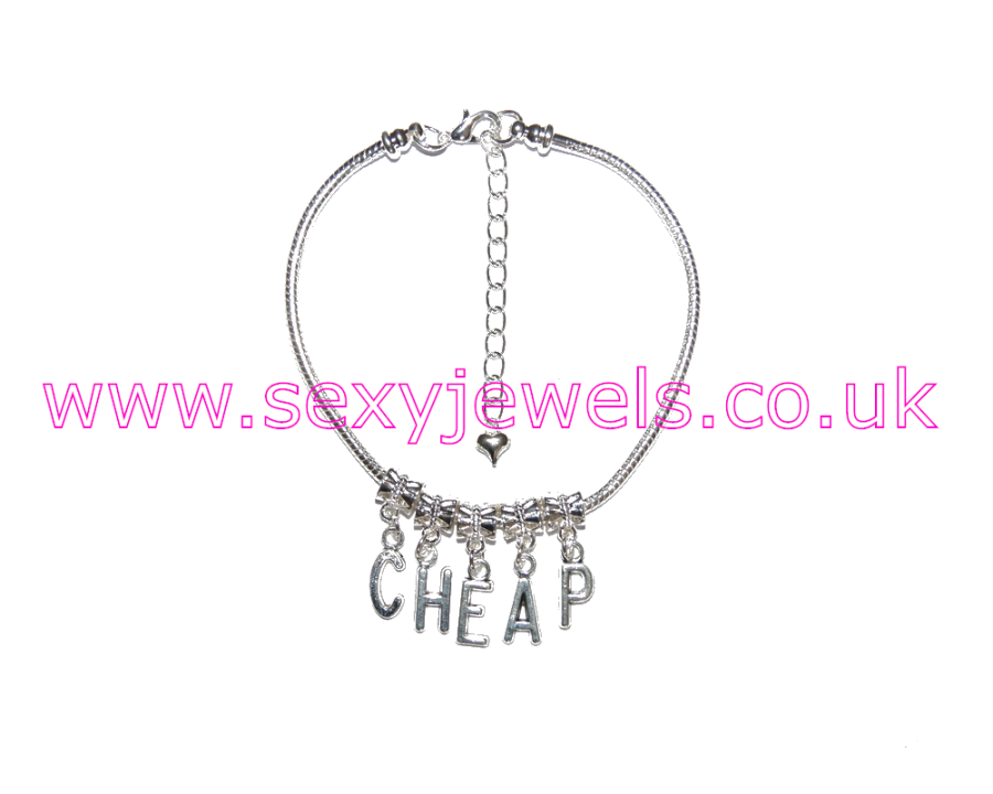 Euro Anklet / Ankle Chain `CHEAP`