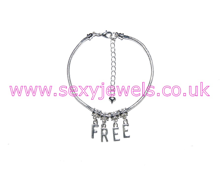 Euro Anklet / Ankle Chain `FREE`