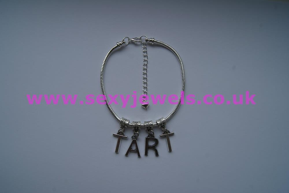 Euro Anklet / Ankle Chain `TART` (LL)