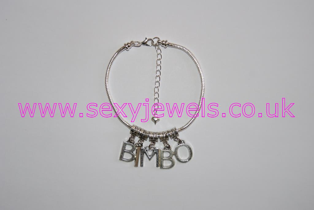 Euro Anklet / Ankle Chain `Bimbo` (LL) Glamour