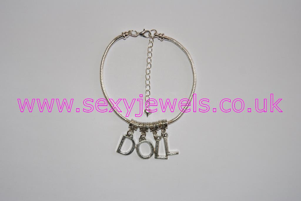 Euro Anklet / Ankle Chain `DOLL` (LL) Sex Doll