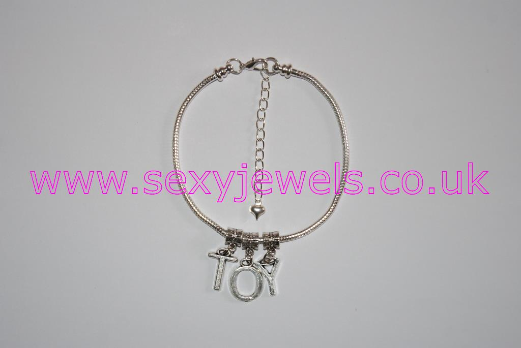 Euro Anklet / Ankle Chain `TOY` (LL) Sex Doll