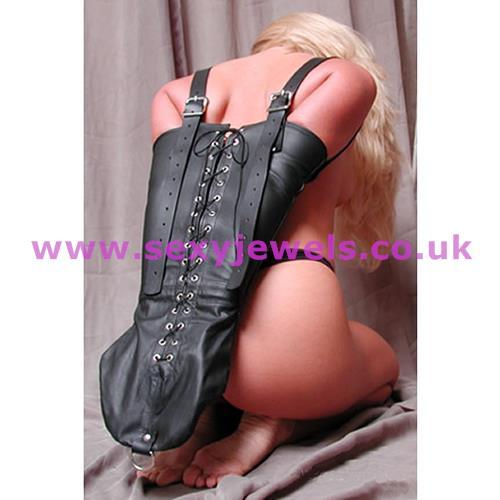 Garment Leather Turkey Trusser Arm Binder Restraint