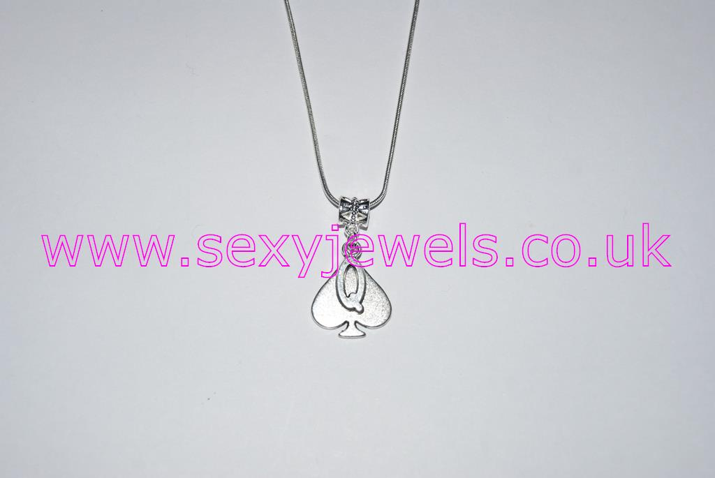 Euro Necklace QOS (Queen Of Spades) Style 3