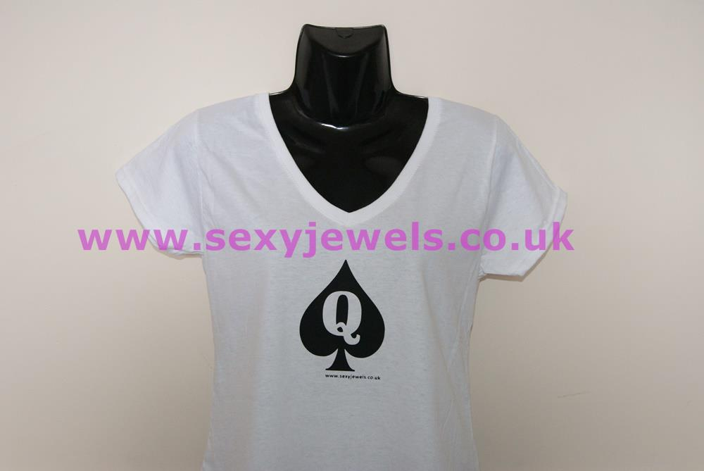 Queen Of Spades Hotwide Cuckold T Shirt Clothing