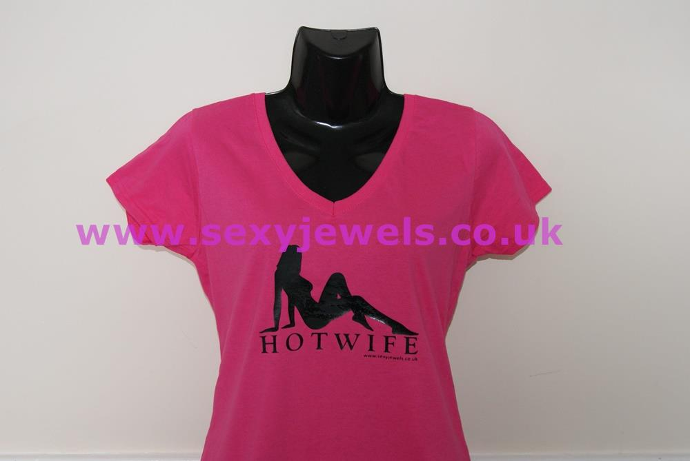 Hotwife T Shirt Clothing Cuckold Sexy