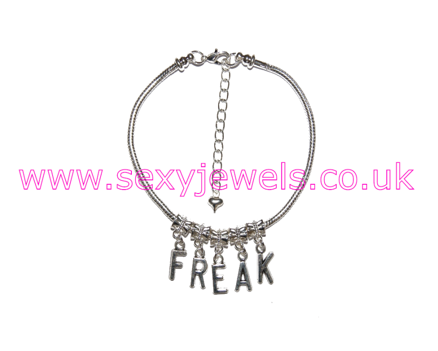Euro Anklet / Ankle Chain `FREAK`