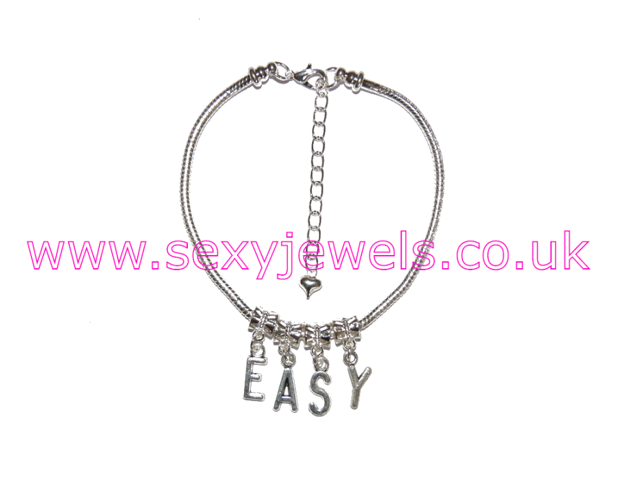 Euro Anklet / Ankle Chain `EASY`