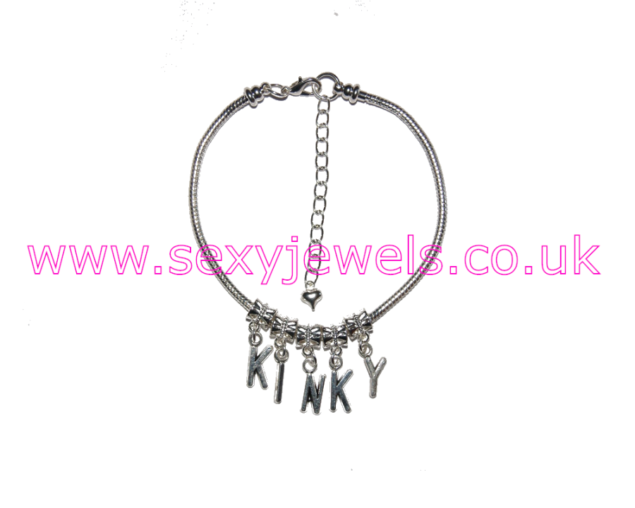 Euro Anklet / Ankle Chain `KINKY` (LL)
