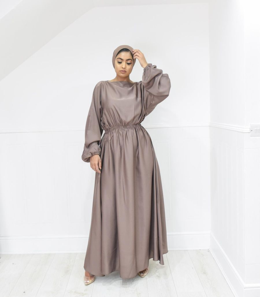 Dalia flare Vintage Blush