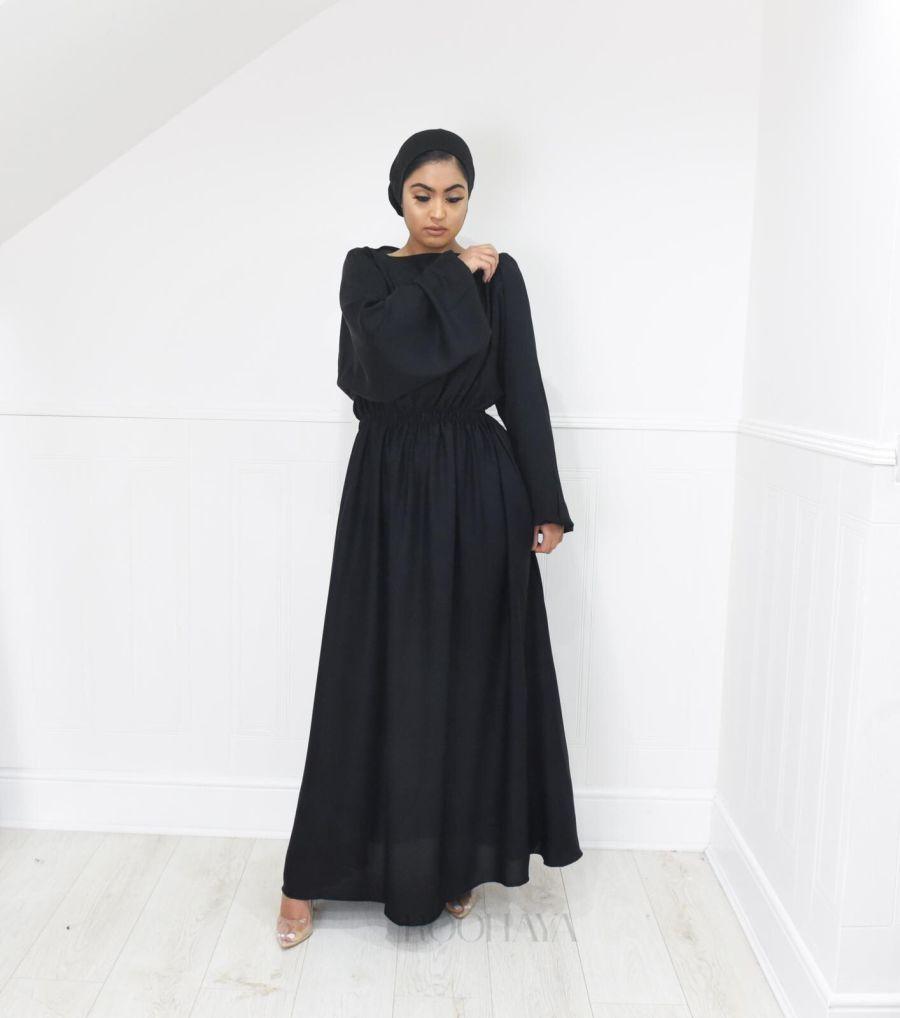 Dalia flare Vintage Black