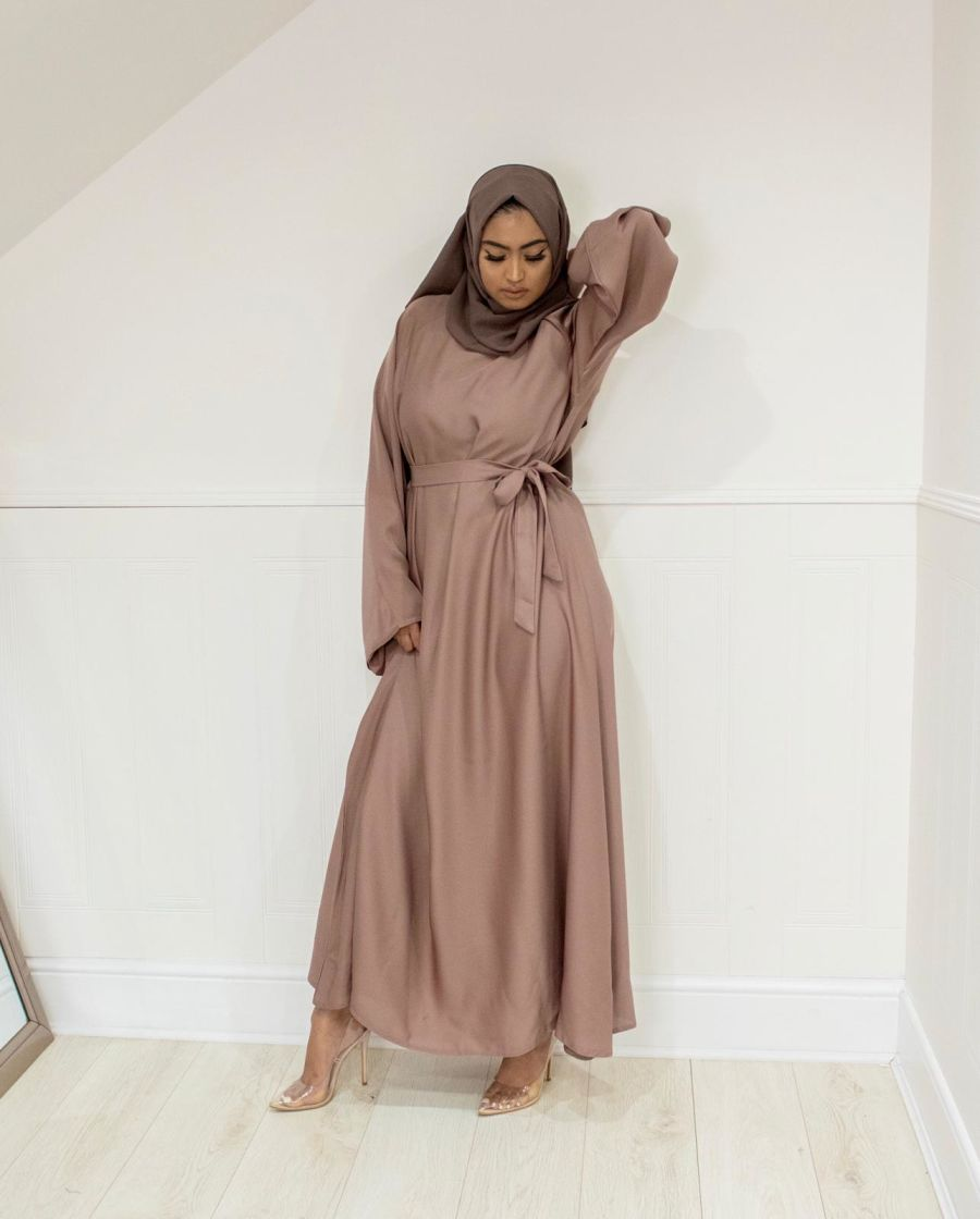 Djamila flare Vintage Blush