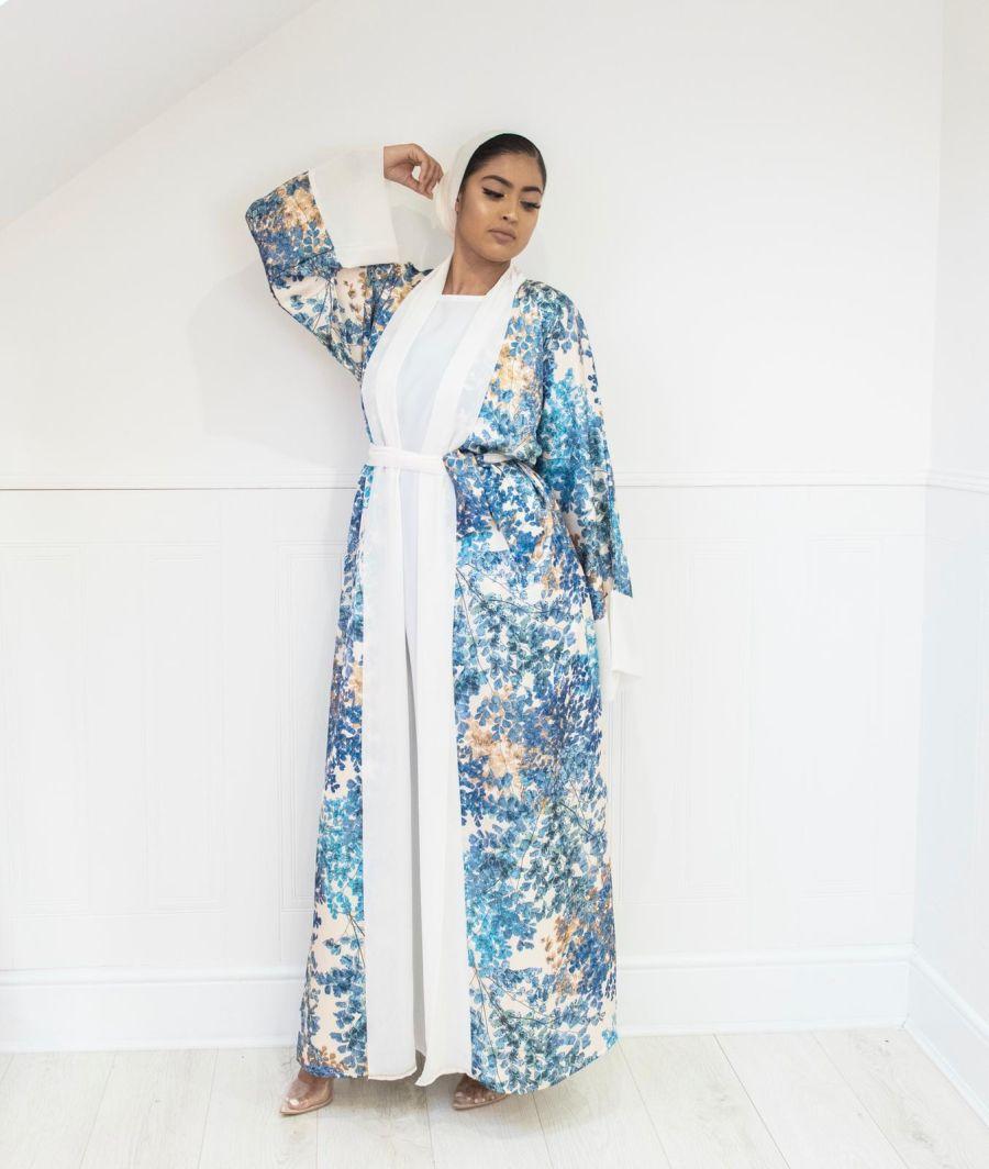Oriental Bloom kimono