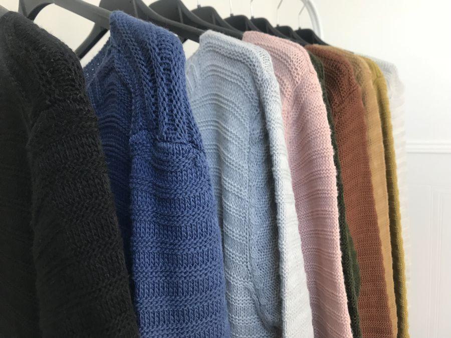 Malmo Knit