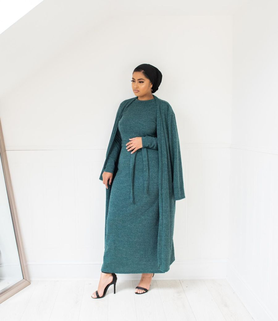 Aral knit co-ord set