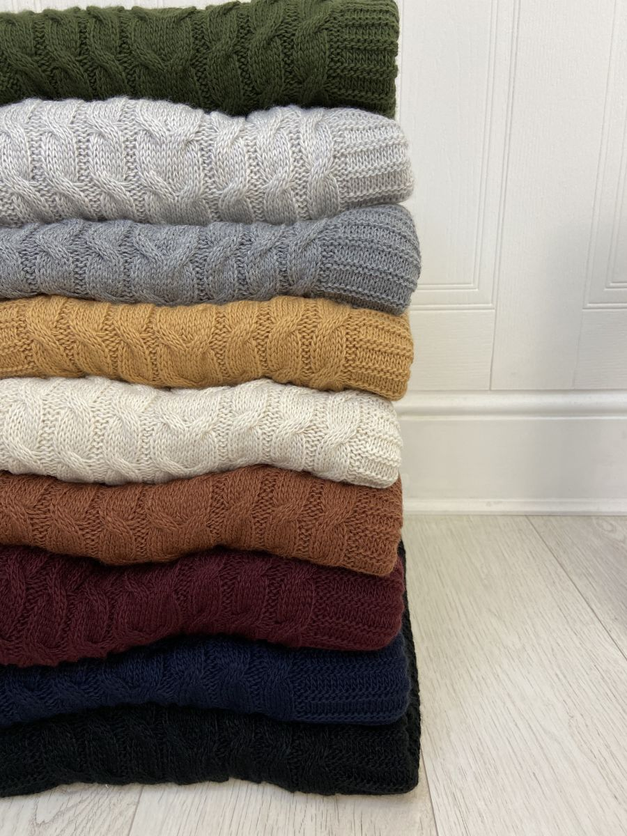Aalborg cable knit