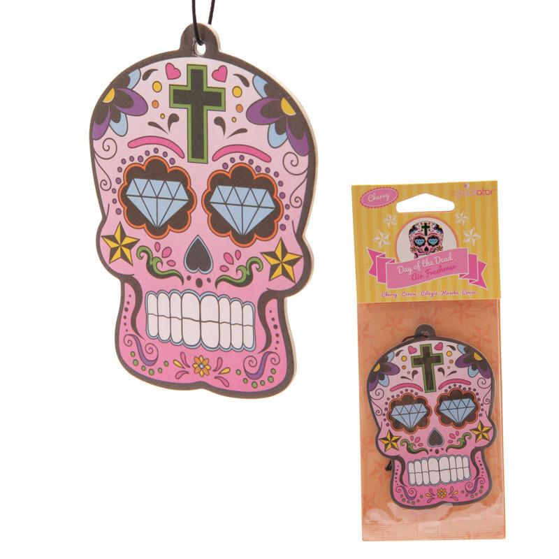 Candy Skull Air Freshener
