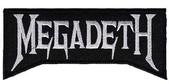 MegaDeath Iron on Patch