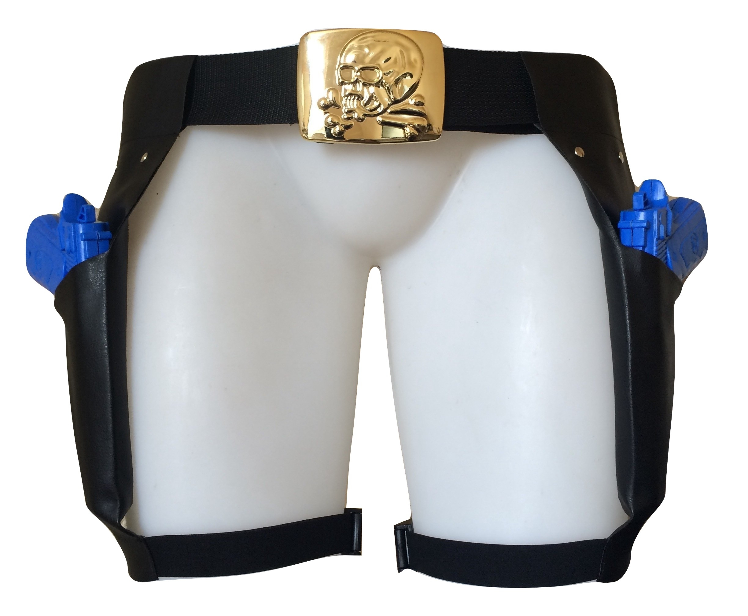 Lara Croft Fancy Dress Holster Set