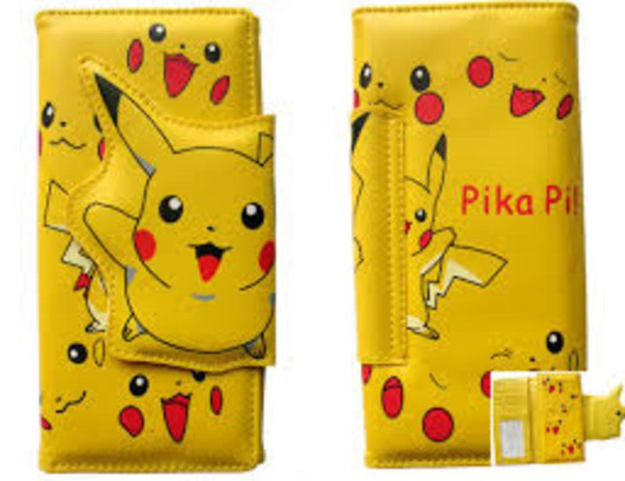 Pikachu Pokemon Purse/Wallet