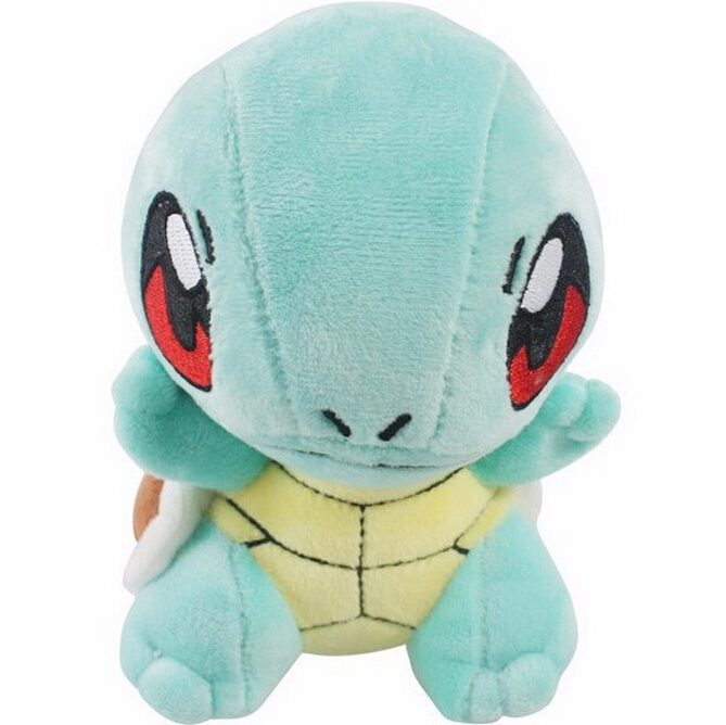 Pokemon Squirtle Plush Cute Toy