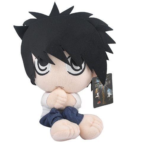 L from Death Note Plushie