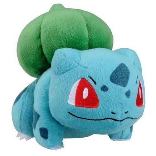 Pokemon Bulbasaur plushie