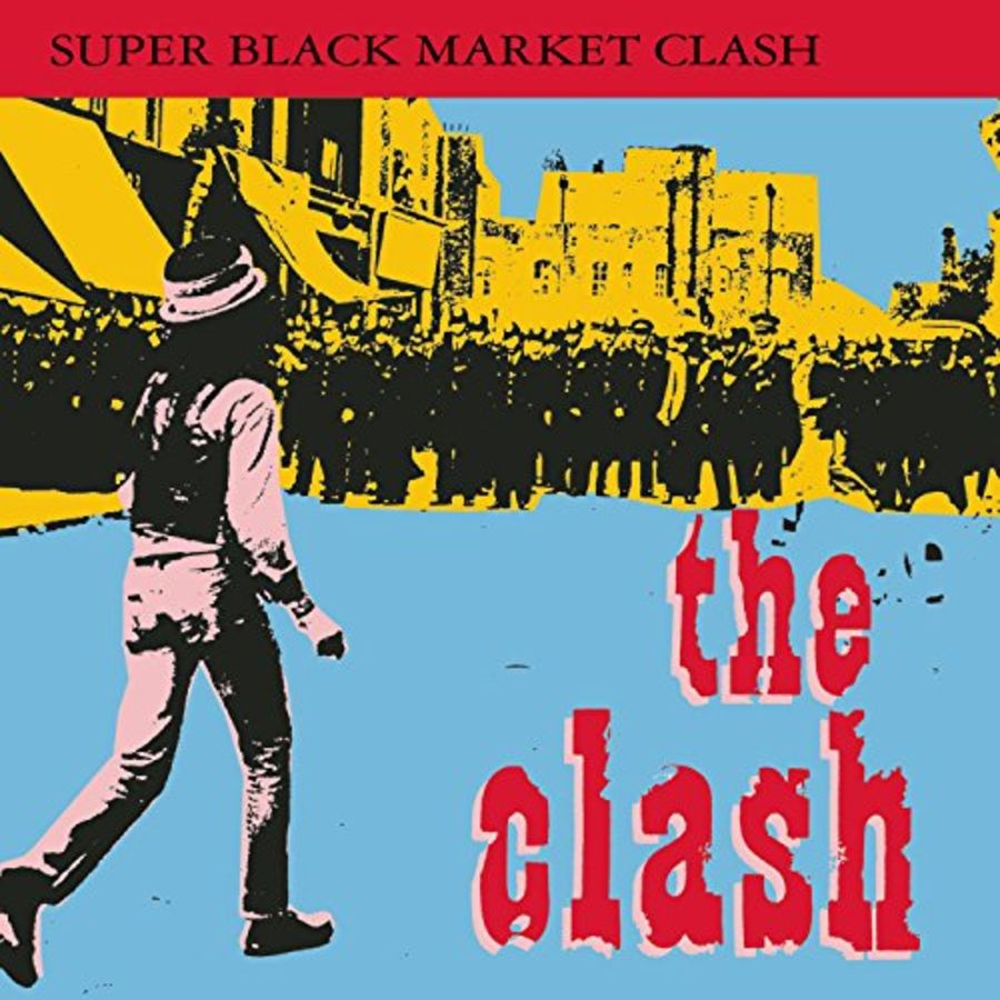 The Clash 'Super Black Market Magnet