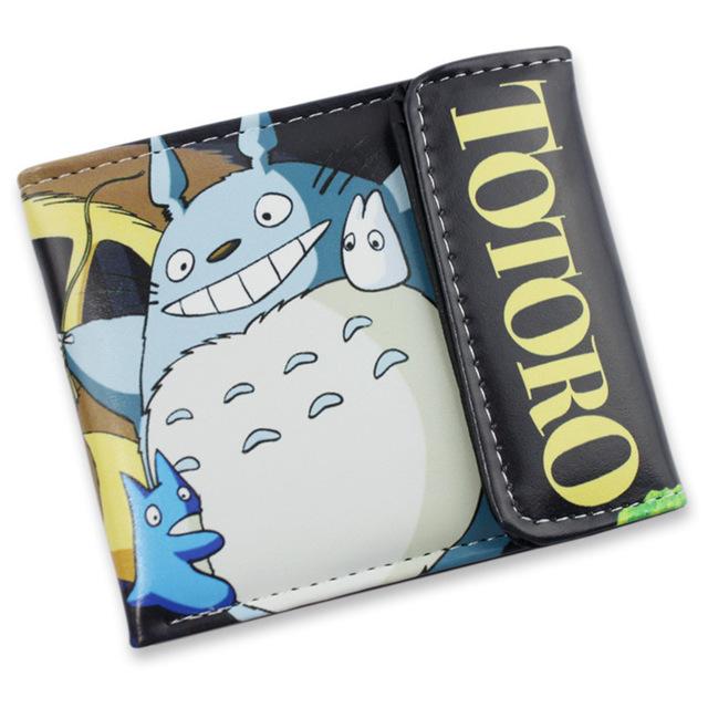 My Neighbour Totoro Bi-Fold Wallet