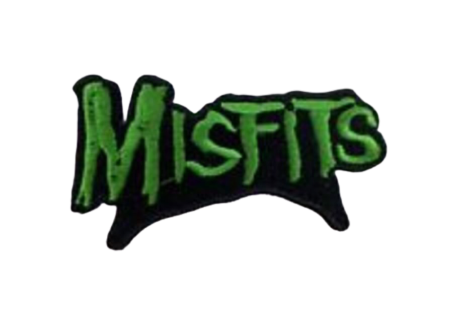 Misfits IconicLogo Iron on Patch