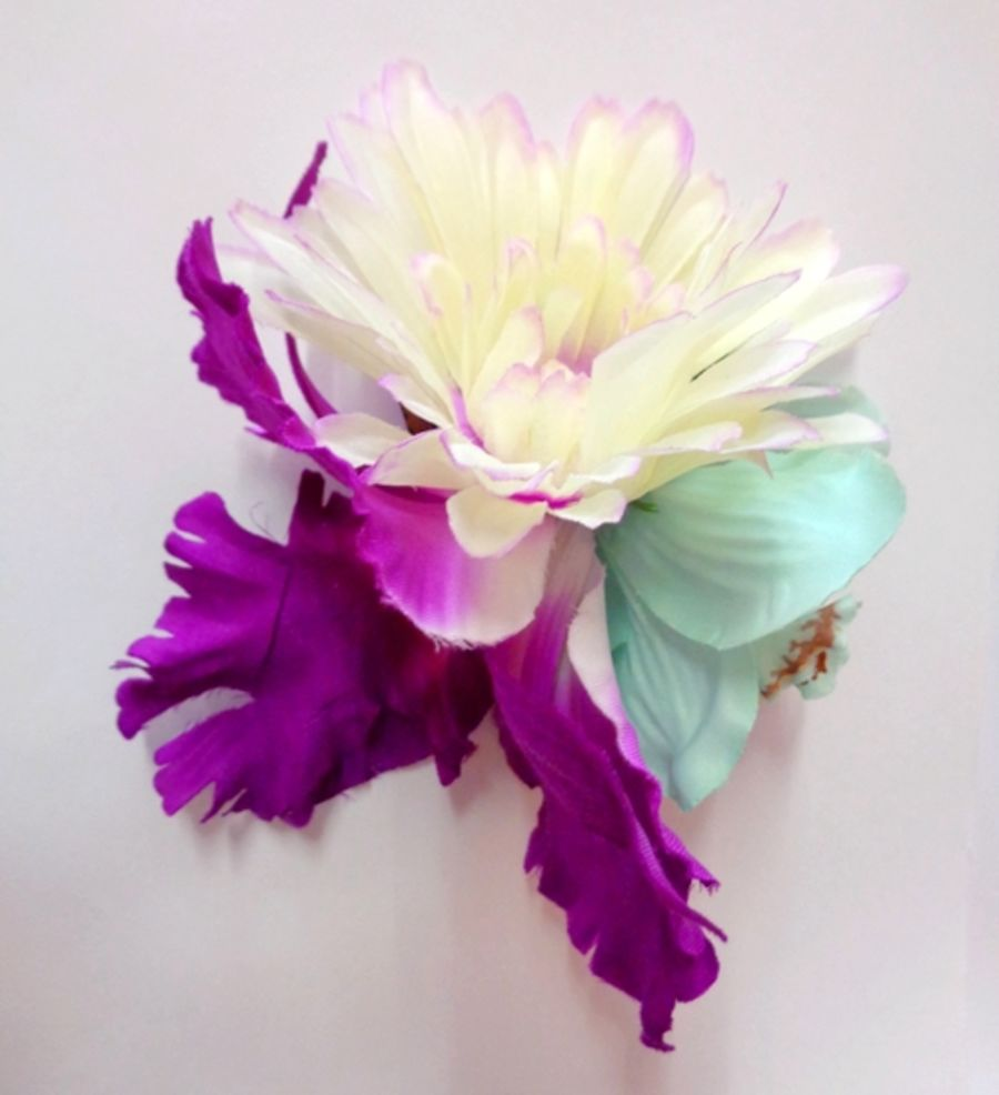 Voodoo Betty's Tropical Flowers Hair Accessory