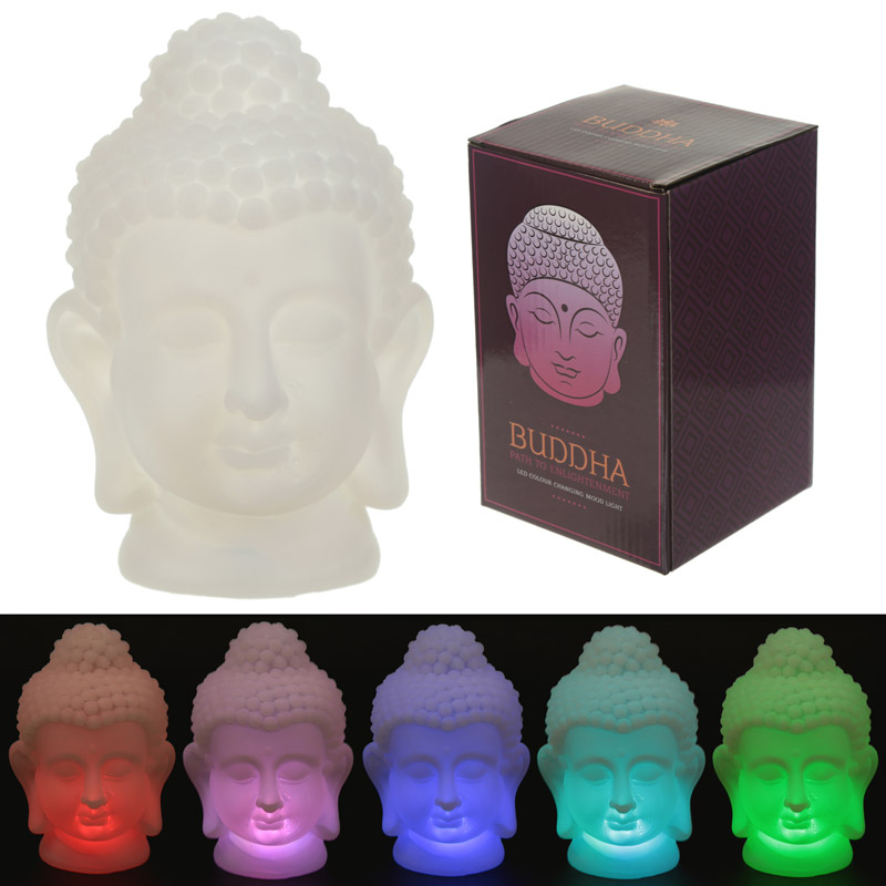 Buddha LED Night Lamp