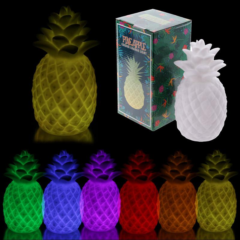 Pineapple LED Night Lamp