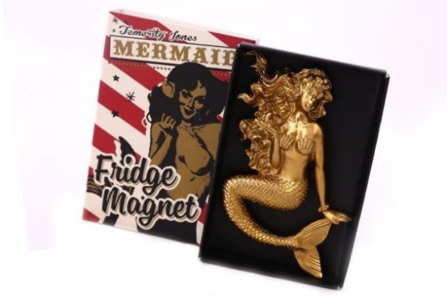 Mermaid Fridge Magnet