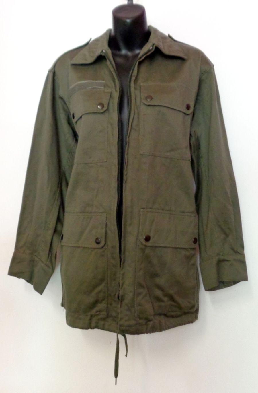 Vintage Green Army Jacket