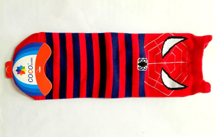 Spider-Man Feature Print Pop Socks