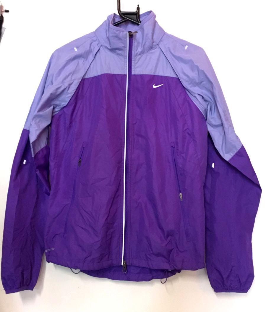 Purple Nike Vintage 90s Tracksuit Jacket