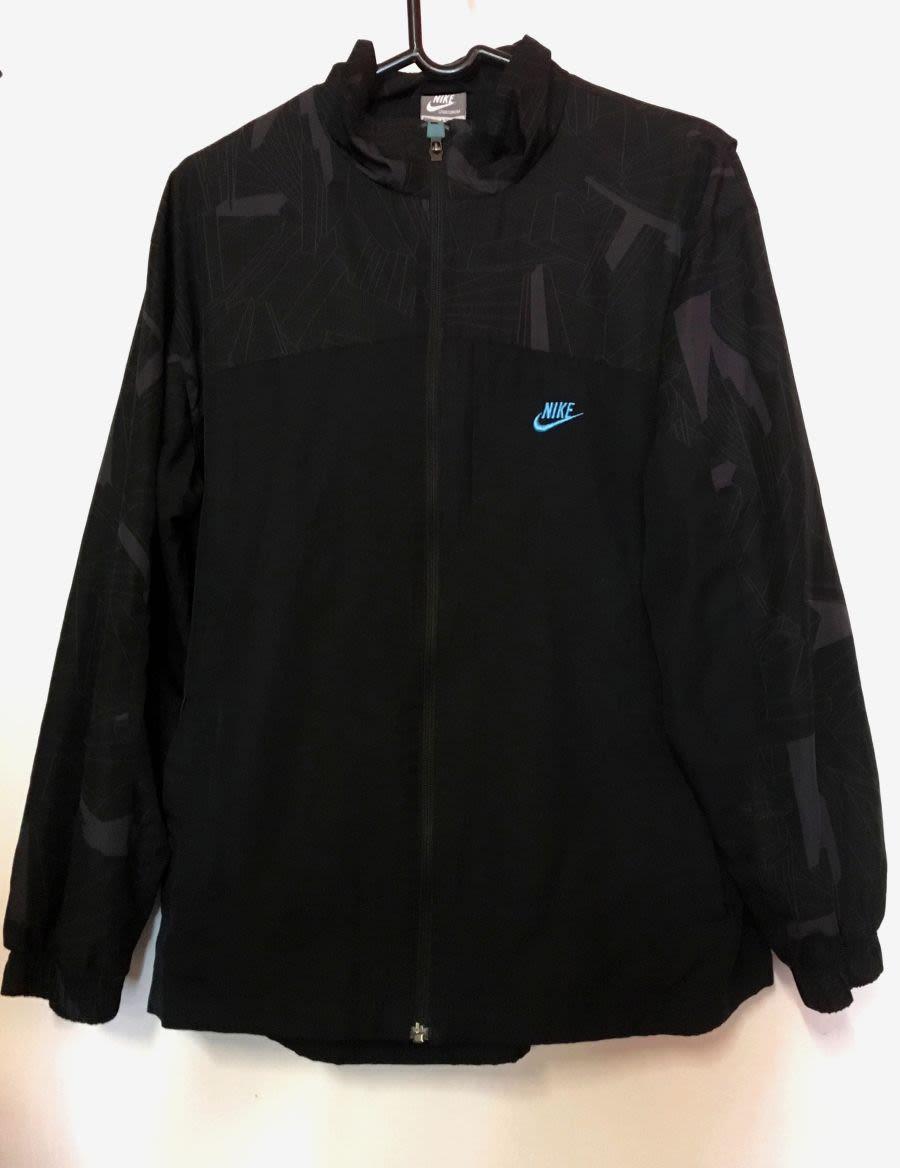 Vintage 90s Nike Air Sports Trackie Jacket