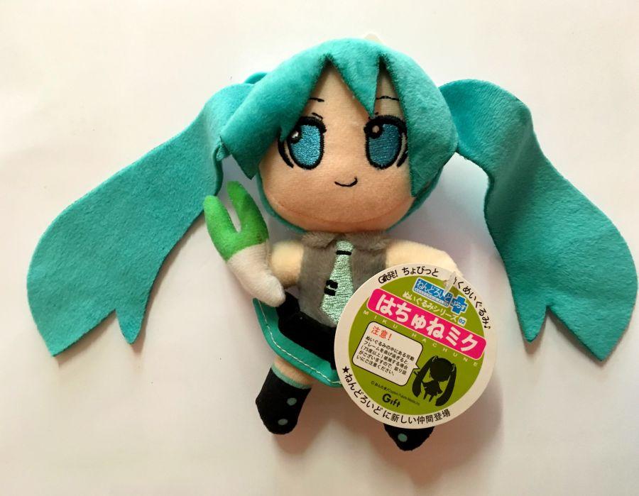 Hatsume Miku Anime Plushie