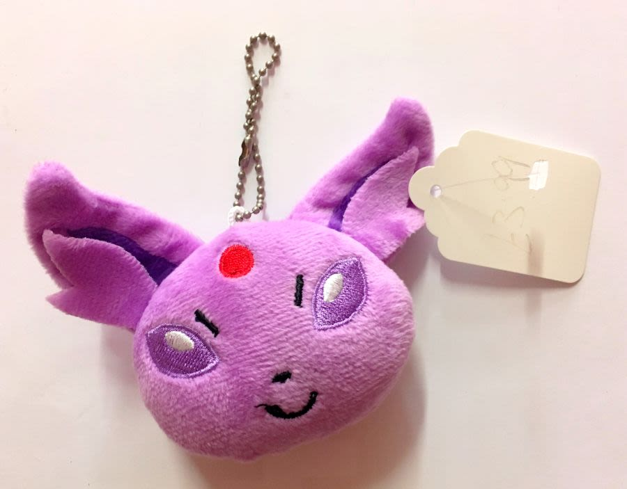 Anime Plushie Key ring