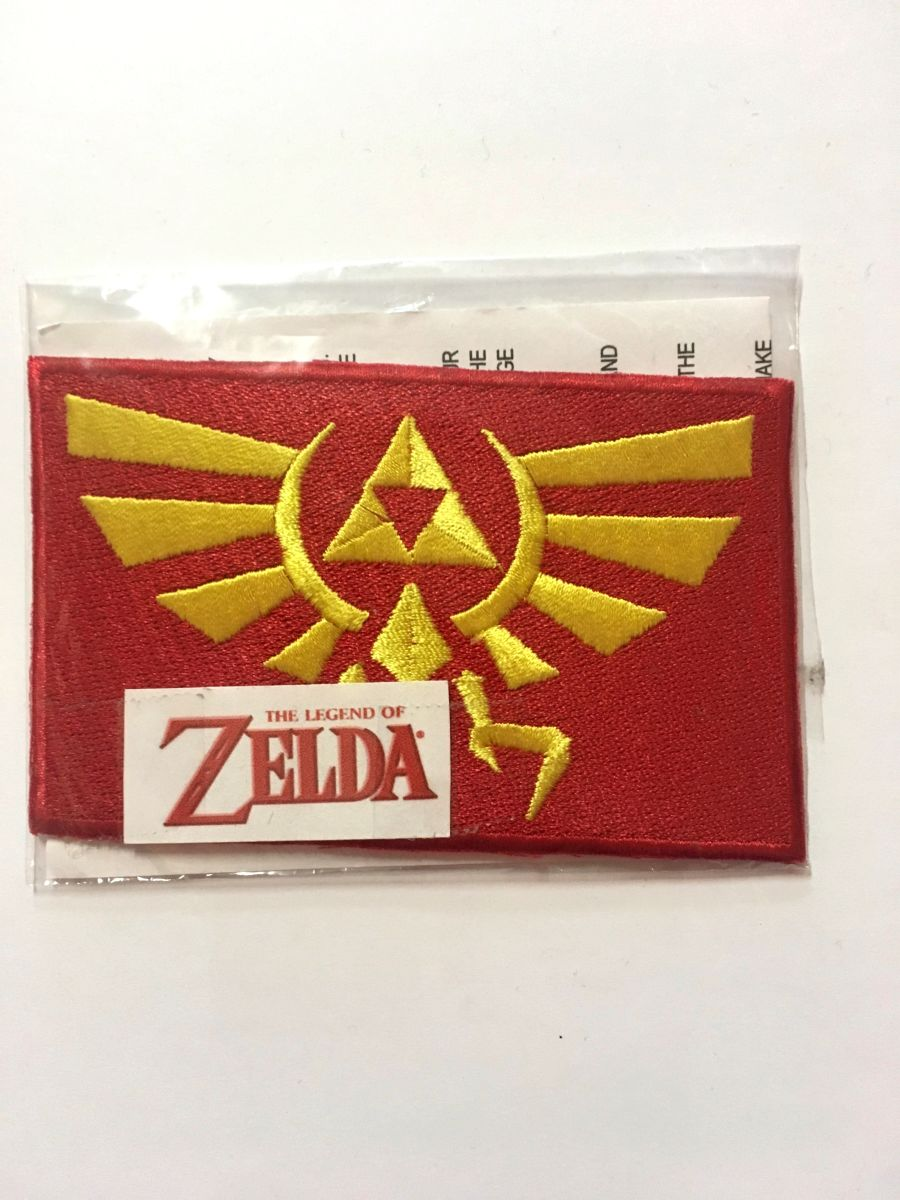 The Legend Of Zelda Iron On Patch