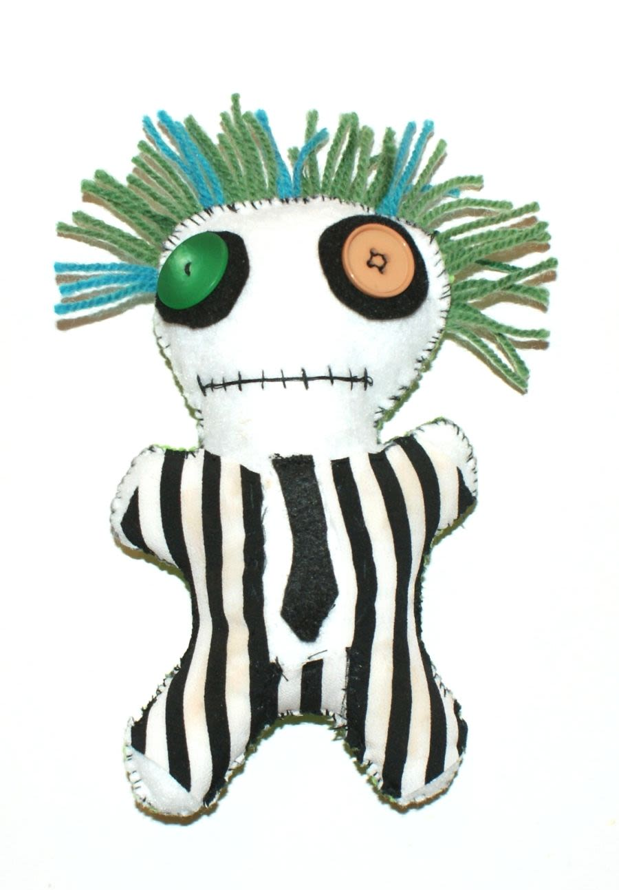 Voodoo Doll With Tie