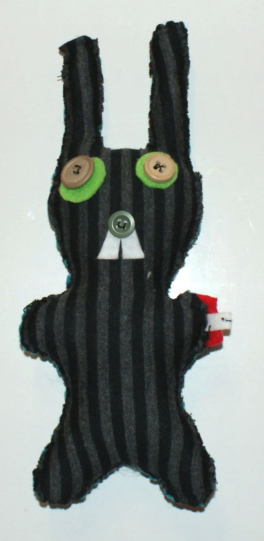 Bunny Voodoo Doll