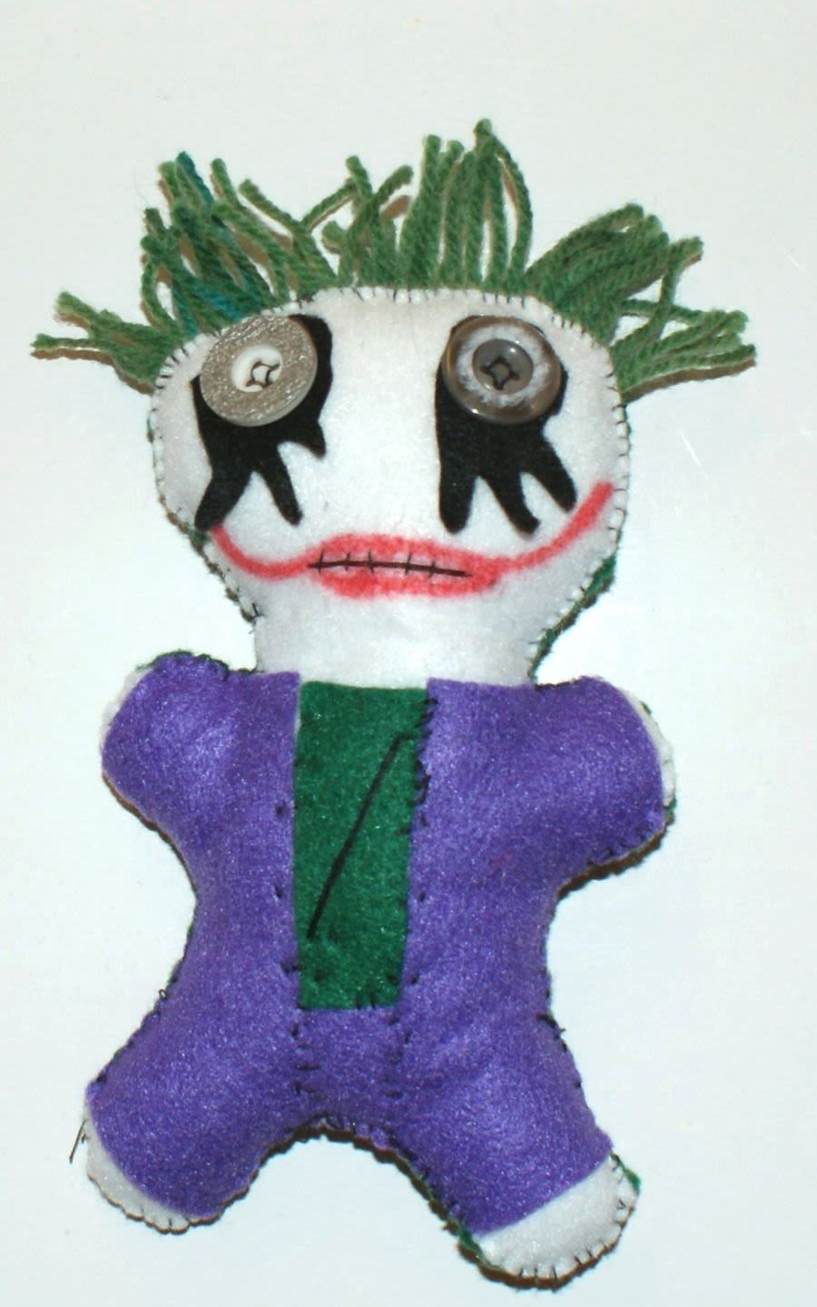 The Joker Voodoo Doll