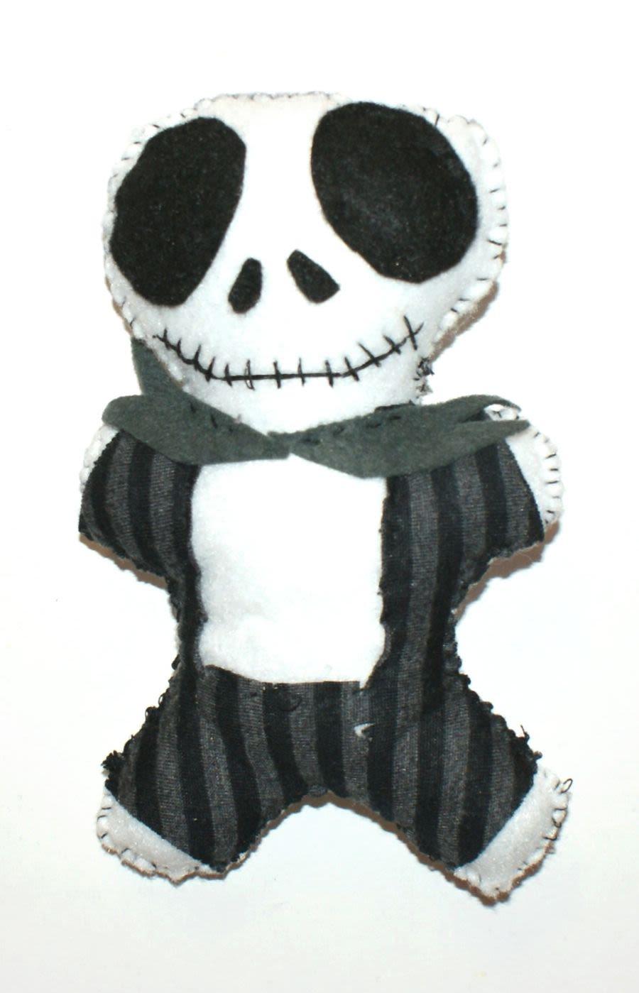 Nightmare Before Christmas Voodoo Doll